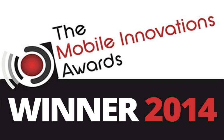 mobile-pocket the Mobile Innovations Awards winner 2014